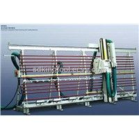 KT-971 Aluminum Composite Panel Grooving & Cutting Machine (Vertical Panel Saw)