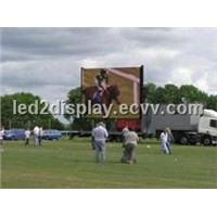 LED Mobile Advertising Display