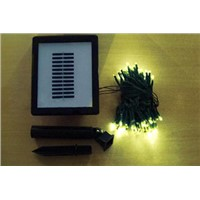 LED Solar Christmas Light Strings