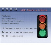 LED Traffic Lighting (JD300-3-ZGSM-3)