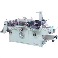 Label Die Cutting Machine