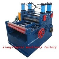 Leveling and Cross Cutting Machine Unit