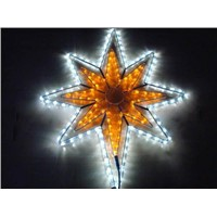 Lighted Christmas Star