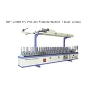 PVC Profiles Wrapping Machine (MBF-L300SD)