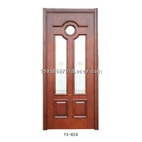 MDF Composite or All Soild Wooden Door