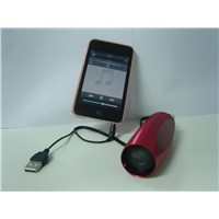 MP3 Player & Portable Speaker