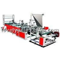 Multi-Purpose Rolled Bag Making Machine Brief Introduction