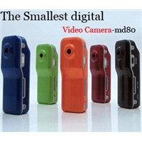 Mini DV MD80 DVR Sports Video Camera Spy Cam