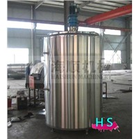Mixer Tanks with Hinged Cover