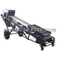 Mobile Belt Magnetic Separator