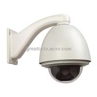 Motion-Tracking Speed Dome Camera