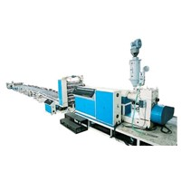 PE/PP Plastic Sheet Extruding Production Line