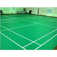 Badmint Court PVC Vinyl Flooring