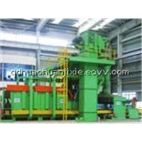 Roll-Through Type Shot Blasting Machine (Q69)