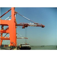 Quay Side Container Crane