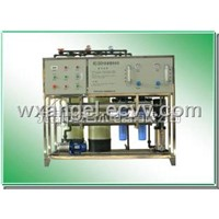 Single Stage Switch RO Pure Water Equipment (RO-500l/h)