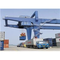 Rail-Mounted Container Gantry Cranes