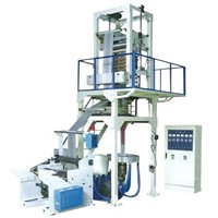 SJ-A High and Low-Density Blowing Film Machine