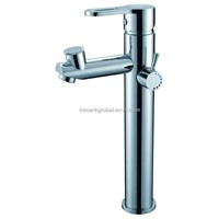 Single Lever Basin Faucet (Two Function)