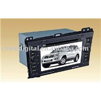 Special Car DVD Player and GPS Suit for Toyota Prado