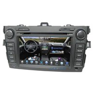 Car GPS & DVD Player Oem for Toyota Corolla