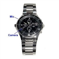 Spy Watch Digital Video Recorder with Hidden Camera