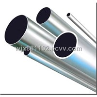 Stainless Steel Round Pipe (A554)