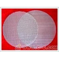 Stainless Steel Filtering Mesh