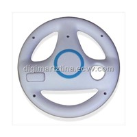 Steering Wheel for Wii Mario Kart Racing Game without Packing