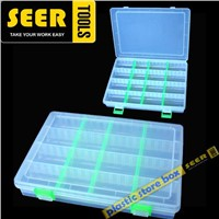 Storage Box with 16 Compartments
