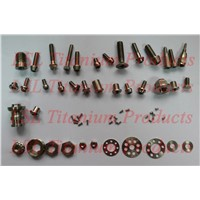 Titanium Bolts and Nuts