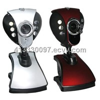 20Mage USB PC Web Camera Built-In Microphone with Clamp