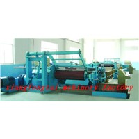 Vertical and Horizontal Shearing Machine