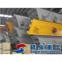 Vibrating Screenimpact Plate Liner Plate Blow Bar Crusher Vibrating Screen