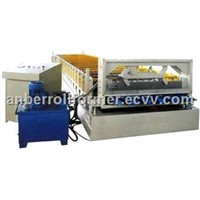 Wall & Roof Panel Roll Forming Machine