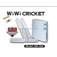 WiWi Cricket Game Console