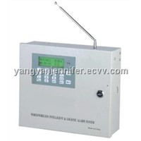 Wired & Wireless Alarm Panel (CJ883A)