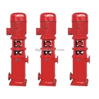 XBD-DQD Series Vertical Multi-stage Fire Pump