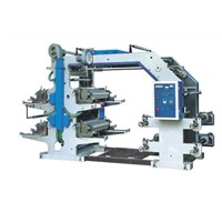 YT Four Color Flexible Printing Machine