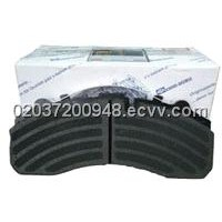 Yutong Kinglong Brake Lining