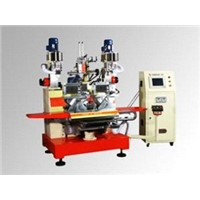5-Axis & 3-Head Brush Drilling/Tufting Machine (ZLCNC-S600)