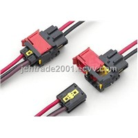 Auto Connector - 3 Hole Wire Harness/Wire Connector