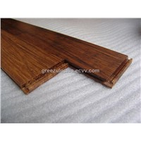 Bamboo Flooring (Click Strand Woven Carbonized)