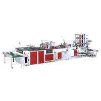 Four Functions Bag Making Machine