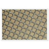 Galvanized Square Mesh