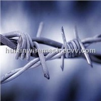 Galvanzied Barbed Wire