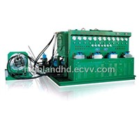 Hydraulic Pump Repair Bench