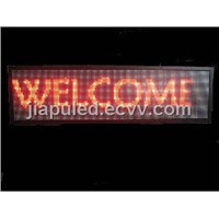 LED Moving Sign