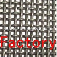Low Carbon Steel Crimped Wire Mesh