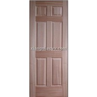 MDF Natural Molded Door Panel